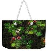 0151-lily -   Lux Sl Weekender Tote Bag