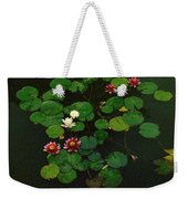 0151-lily -  Colored Photo 1 Weekender Tote Bag