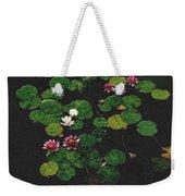 0151-lily -  Pastel Chalk 2 Sl Weekender Tote Bag