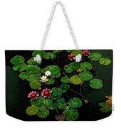 0151-lily -  Watercolor 1 Sl Weekender Tote Bag