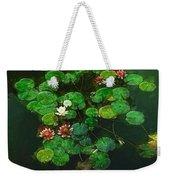 0151-lily - Academic Weekender Tote Bag