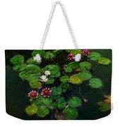 0151-lily - Color Drawing Sl Weekender Tote Bag