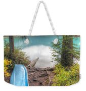0162 Emerald Lake Weekender Tote Bag
