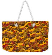 0167 Abstract Thought Weekender Tote Bag