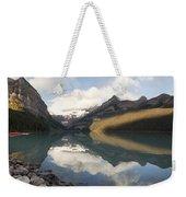 0183 Lake Louise Weekender Tote Bag