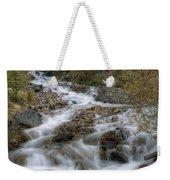0192 Glacial Runoff Weekender Tote Bag