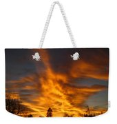 02 05 11 Sunset Two Weekender Tote Bag