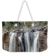 0206 Tangle Creek Falls 2 Weekender Tote Bag