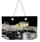 0212 The Acropolis Athens Greece Weekender Tote Bag