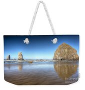 0238 Cannon Beach Oregon Weekender Tote Bag