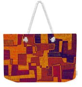 0272 Abstract Thought Weekender Tote Bag