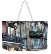 0275 New Orleans Balconies Weekender Tote Bag