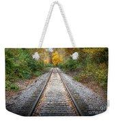 0276 Tracks Weekender Tote Bag