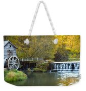 0291 Hyde's Mill Wisconsin Weekender Tote Bag