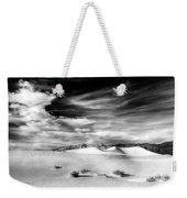 0293 Death Valley Sand Dunes Weekender Tote Bag