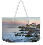 0312 Portland Head Lighthouse Weekender Tote Bag