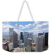 0317 Dallas Texas Weekender Tote Bag