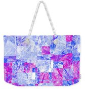 0318 Abstract Thought Weekender Tote Bag