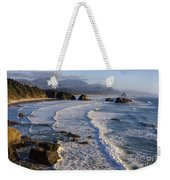 0319 Indian Beach Weekender Tote Bag