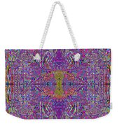 0320 Abstract Thoyght Weekender Tote Bag