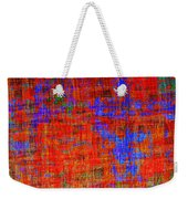 0325 Abstract Thought Weekender Tote Bag