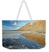 0330 Badwater Basin Weekender Tote Bag