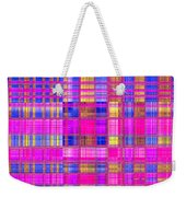0333 Abstract Thought Weekender Tote Bag