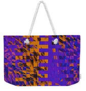 0347 Abstract Thought Weekender Tote Bag