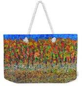 035 Fall Colors Weekender Tote Bag