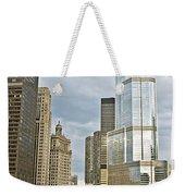 0359 Trump Tower Weekender Tote Bag