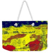 0375 Abstract Thought Weekender Tote Bag