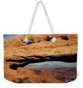 0375 Mesa Arch Weekender Tote Bag
