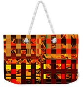 0409 Abstract Thought Weekender Tote Bag