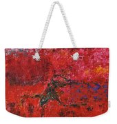 045 Abstract Thought Weekender Tote Bag
