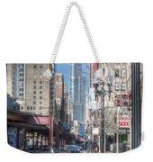 0450 Wabash Avenue Chicago Weekender Tote Bag