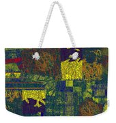 0466 Abstract Thought Weekender Tote Bag
