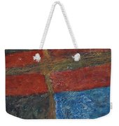 047 Abstract Thought Weekender Tote Bag
