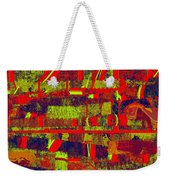 0480 Abstract Thought Weekender Tote Bag