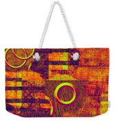 0482 Abstract Thought Weekender Tote Bag