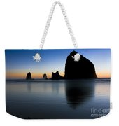 0514 Cannon Beach - Oregon Weekender Tote Bag