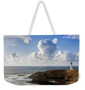 0514 Yaquina Lighthouse Weekender Tote Bag