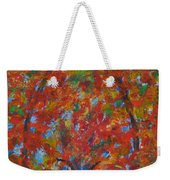 052 Abstract Thought Weekender Tote Bag