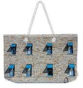 0547 Windows Weekender Tote Bag