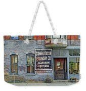 0605 Old Foundry Building Weekender Tote Bag