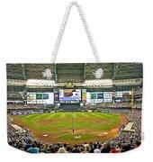 0618 Milwaukee's Miller Park Weekender Tote Bag