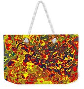 0621 Abstract Thought Weekender Tote Bag