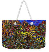 0629 Abstract Thought Weekender Tote Bag