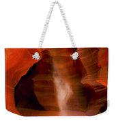 0677 Upper Antelope Canyon Weekender Tote Bag