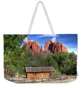 0682 Red Rock Crossing - Sedona Arizona Weekender Tote Bag
