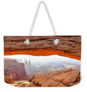 0708 Mesa Arch Weekender Tote Bag